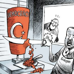 РАДИО «Спутник». Весеннее обострение Эрдогана спровоцировало конфликт между Германией и Турцией