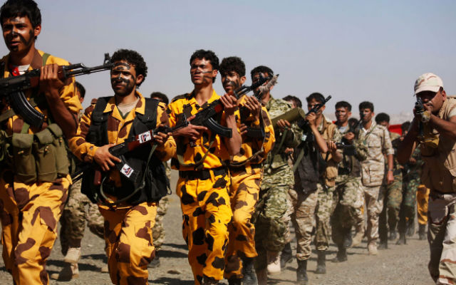ТВ ЦАРЬГРАД. США после Сирии берутся за Йемен.  Вашингтон намерен всерьез начать войну против хуситов и Ирана
