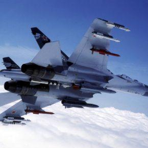 40 лет со дня первого полета легендарного истребителя Су-27