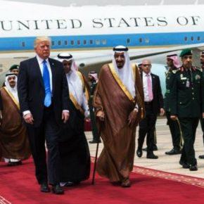 ОБЩЕСТВЕННЫЙ КОНТРОЛЬ. Зачем Дональд Трамп создает «арабское НАТО»