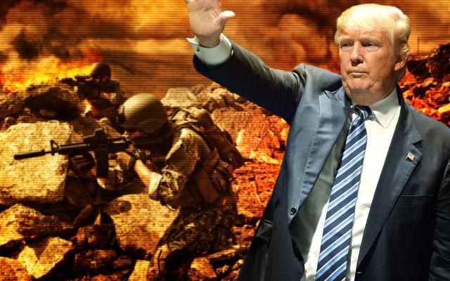 ТВ ЦАРЬГРАД. Трампу явно не хватает фронтов.  Президент США хочет взять реванш за разгром американского спецназа в Могадишо в октябре 1993 года