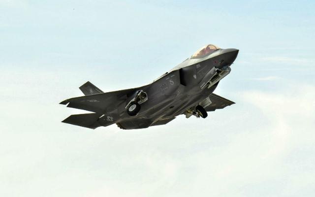 Единый ударный истребитель F-35A