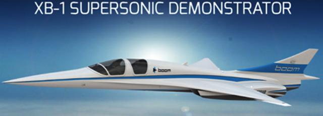 Boom Aerospace