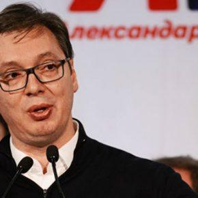 EADaily. «Президент Сербии требует от сербов перестать быть сербами»