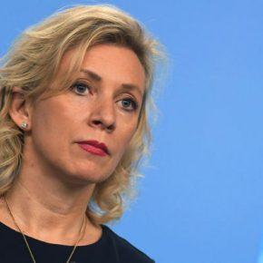 ГАЗЕТА.RU. «Кампания запланирована масштабная». Захарова заявила о начале пропагандистской кампании против Дамаска