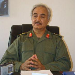РАДИО «Спутник». Франция изберет Халифа Хафтара в 2018 году президентом Ливии, если Кремль не будет возрожать