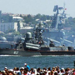 РАДИО «Спутник». ВМФ России продолжает славные традиции советского флота