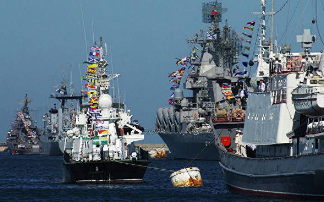 РАДИО «Спутник». Эксперт: ВМФ России остается одним из мощнейших флотов в мире
