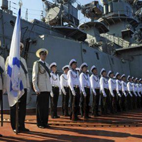 РИА НОВОСТИ. Гиперзвуковые ракеты и роботы. Россия поборется за превосходство в море