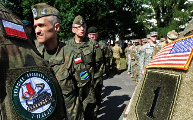 РАДИО «Спутник». Эксперт о войсках США в Польше: у Варшавы – критически важная цель