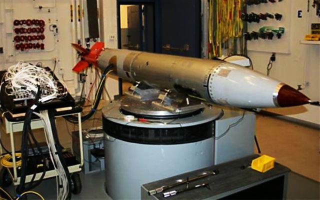Ядерная бомба B61-12 03.