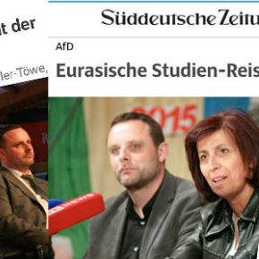 FREE WEST MEDIA. The truth behind AfD's Russian 'scandal'