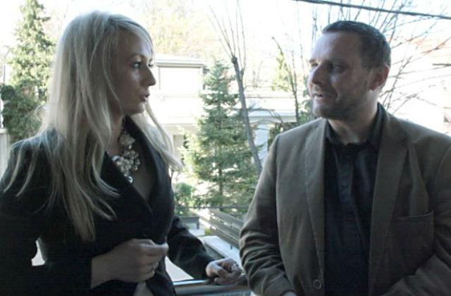 Драгана Трифковић и Мануел Оксенрајтер у Београду