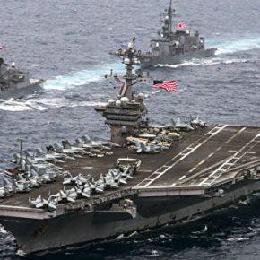 РАДИО «Спутник». Мнение: заявленные цели авианосцев США в Тихом океане – не причина, а повод