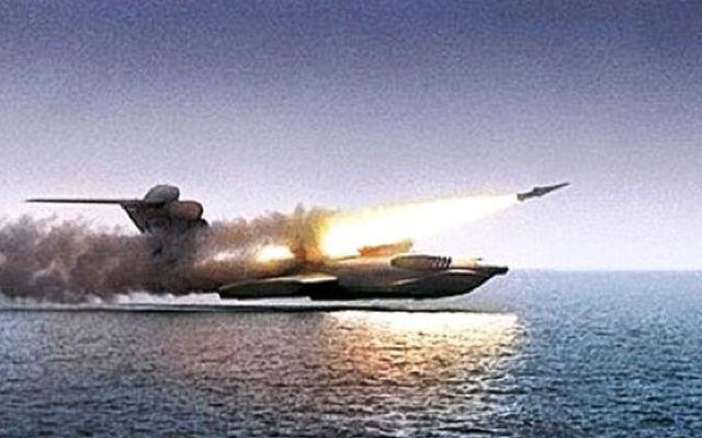 ФАН. Новый российский экраноплан мог бы помочь при поисках разбившегося Ми-8 — эксперт