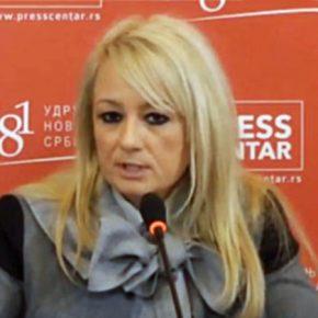 Драгана Трифковић: Друштвени дијалог као покриће за предају КиМ