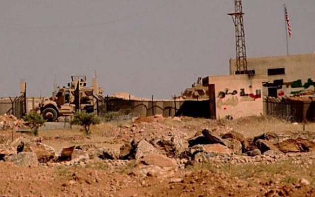 ИА «Народные новости». Почему США открыли незаконную базу в Эт-Танфе, объяснил военный эксперт