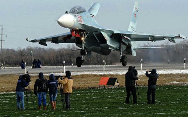 Эксперт рассказал о целях учений военных летчиков под Ростовом