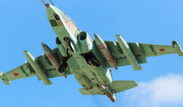 Потеря Су-25 – недопустима. Ошибки и выводы