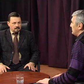 Дмитрий Муза. Доктор философских наук. Точка зрения. 05.03.18