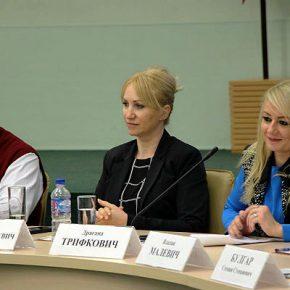 Драгана Трифкович. Продолжение американской перестройки Балкан