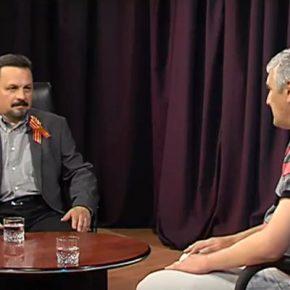 Дмитрий Муза. Доктор философских наук. Точка зрения. 08.05.2018