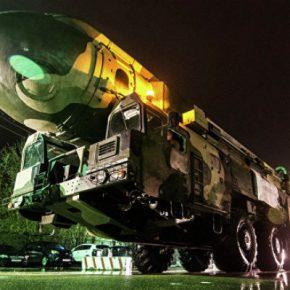 """РАДИО «Спутник». Эксперт оценил идею об использовании ракет """"Тополь"""" для запуска спутников"""