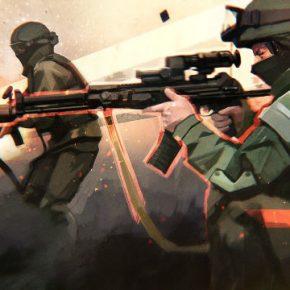 ФАН. Ходячий танк: эксперт рассказал, зачем армии России нужны экзоскелеты