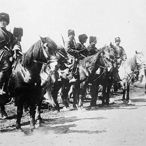 Казаки: военно-исторический экскурс