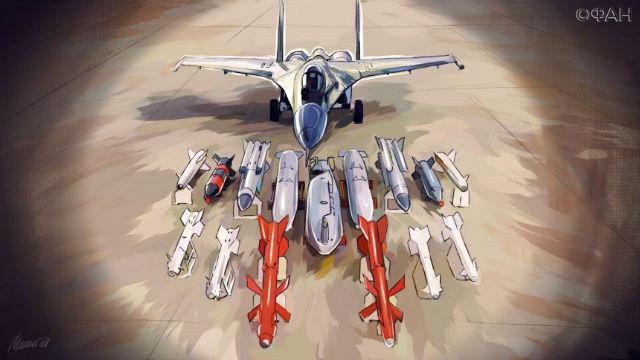 ФАН. Почему США назвали Су-35 своим «ночным кошмаром»