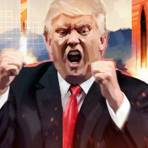 """""""Невские Новости"""": """"Не ввязываться в гонку вооружений"""", - эксперт оценил намерение Трампа выйти из ДРСМД и наращивать ядерный потенциал"""