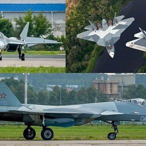 ФАН. Су-57 на вершине: в России ответили на американскую публикацию о «самолете-неудаче»