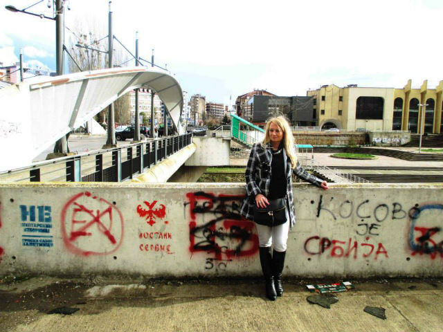 ЦГС. Dragana Trifkovic: Redefining the borders can be a particularly dangerous example for Europe