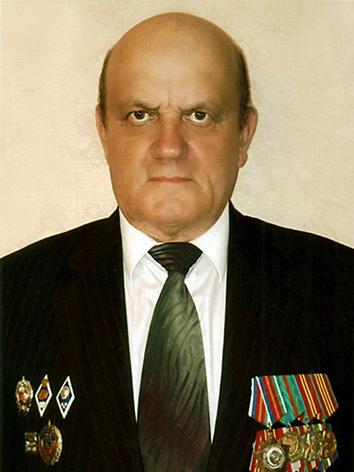 Шутов Юрий Алексеевич