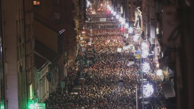 EURAZIA Daily. Почему протестует Сербия?