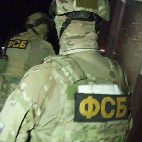 ТАСС. ФСБ задержала россиянина Александра Воробьева по подозрению в госизмене