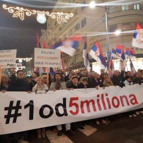 Олег Валецки: Русија не треба да послуша захтеве лобиста и подржи насилно гушење протеста у Србији