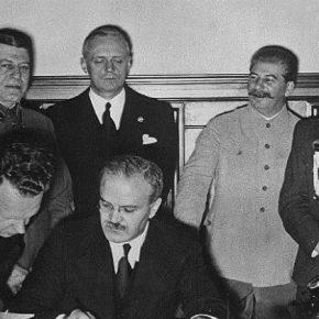 ЦВПИ. Советско-германский договор еще долго будет осуждаться западными историками