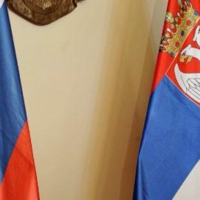 """ИА """"Силовой блок"""". Драгана Трифкович: Россия должна более активно участвовать в политических событиях на Балканах"""