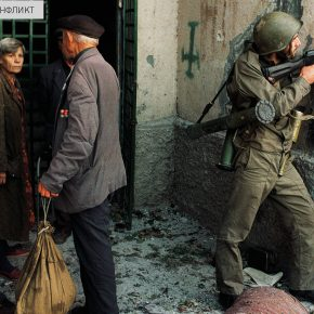 Сценарии незаконченной войны