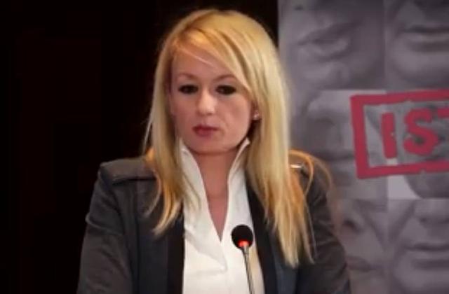 Драгана Трифкович, директор Центра геостратегических иследований. 18.11.2019