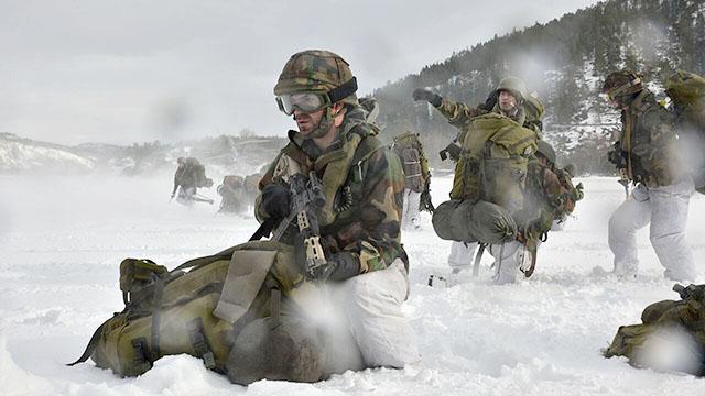 «СЛОВО и ДЕЛО». НАТО выбрало Арктику полем битвы будущей третьей мировой войны