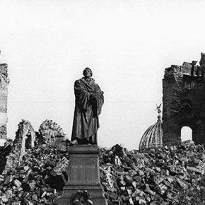 ЦВПИ. Дрезден в огне. Англо-Американские бомбежки