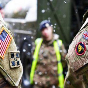 СВОБОДНАЯ ПРЕССА. Зачем НАТО и США заносят кулак войны у российских границ. Захватить Арктику или потратить деньги: для чего военные учения рядом с Россией