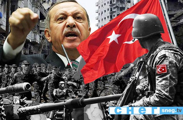 СНЕГ.TV. Сирийский провал: Турция на грани войны с Россией