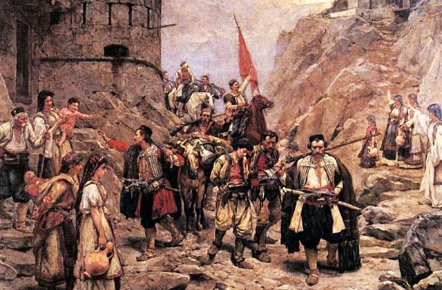 Вооруженная борьба черногорцев против Османской империи в конце XVIII века