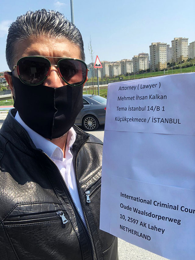 В Турции обвинили руководство Китая в преступлении против человечности - 2