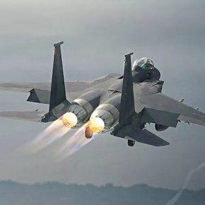 РАДИО «Спутник». Эксперт оценил F-15EX в качестве носителя гиперзвукового оружия США