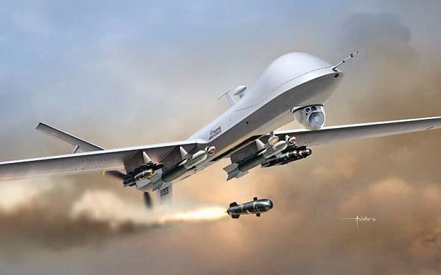 «СЛОВО и ДЕЛО». Боевые дроны для Германии: военный эксперт оценил перспективы БПЛА Бундесвера