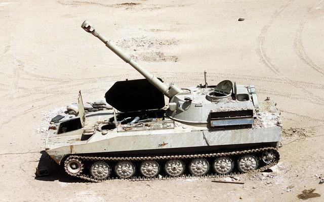 «СЛОВО и ДЕЛО». Военный эксперт оценил модернизацию советских САУ «Гвоздика» в Сербии